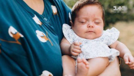 Як родина з Києва виходила немовля вагою трохи більше одного кілограма