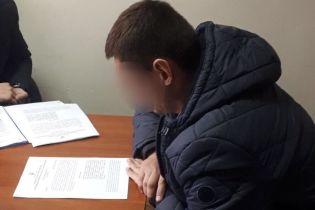 У Києві в кабінеті високопосадовця карного розшуку знайшли понад 100 тисяч доларів