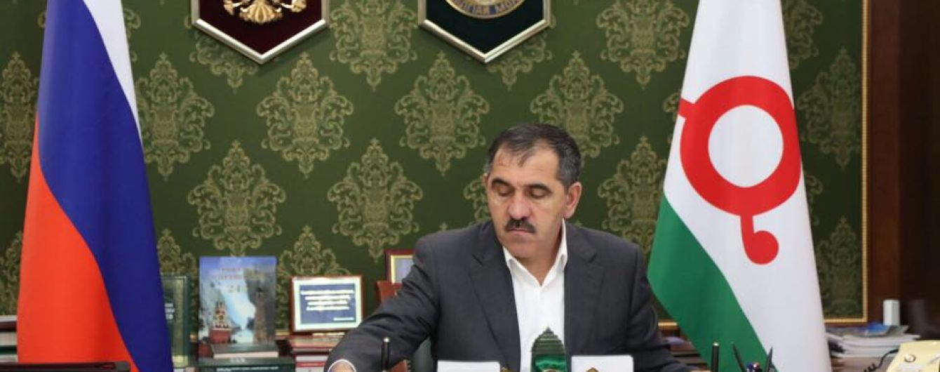 Глава Ингушетии отказался признать решение Конституционного суда страны об отмене изменения территории
