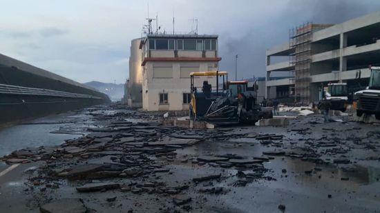 У Італії негода спричинила масштабну пожежу у порту, що знищила сотні Maserati
