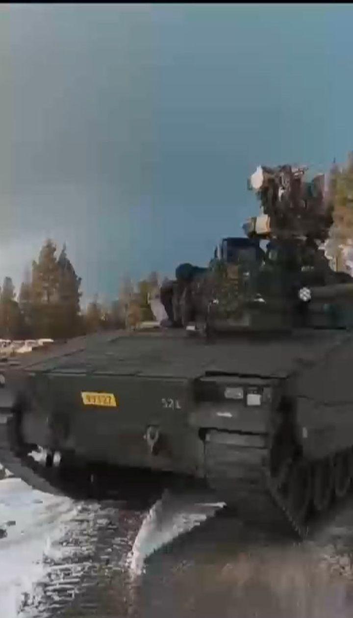 """У Норвегії розпочалися найбільші з часів """"холодної війни"""" військові навчання НАТО"""