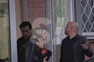 Лидер группы Rammstein приехал навыписку Лободы избольницы