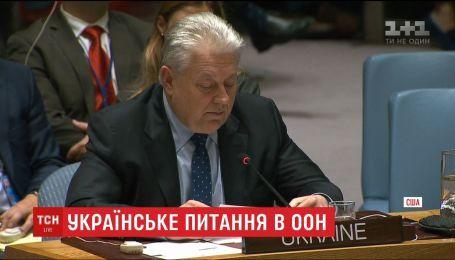 В Совбезе ООН осудили планы оккупантов провести выборы на Донбассе