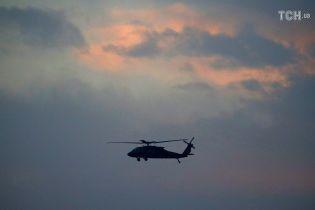 В Афганистане разбился военный вертолет – 25 человек на борту погибли