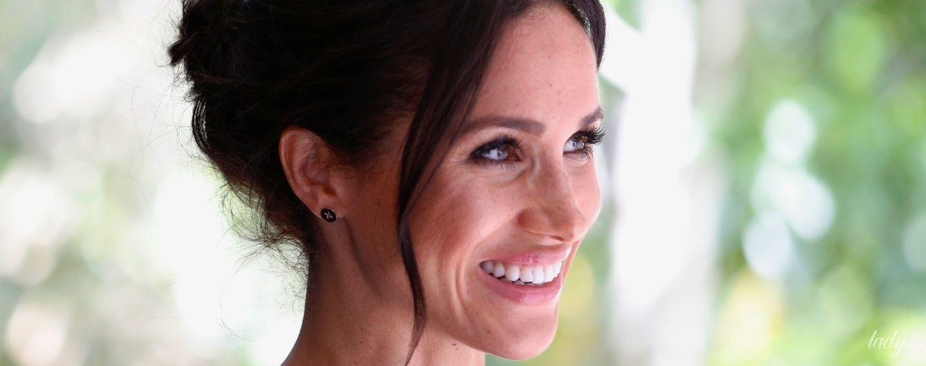 Королева буде шокована: вагітна герцогиня Меган засвітила труси