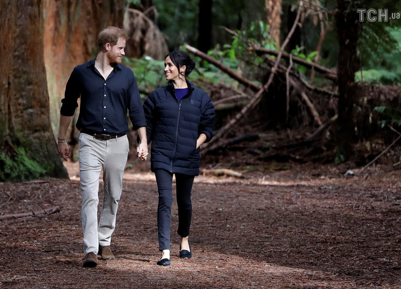 Принц Гаррі та Меган, Нова Зеландія_10