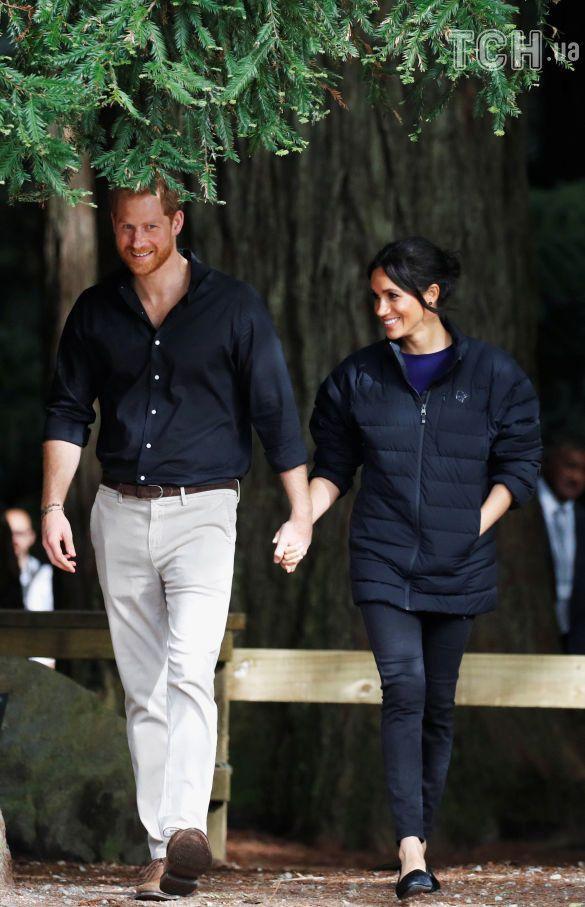Принц Гаррі та Меган, Нова Зеландія_8