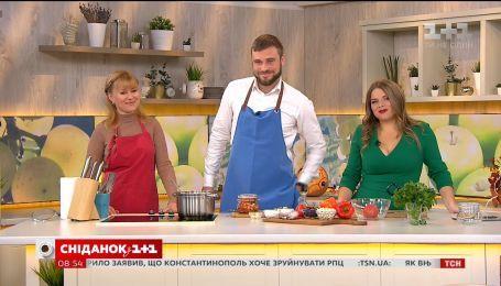 Консервированная стручковая фасоль с томатами от Дарьи Дорошкевич