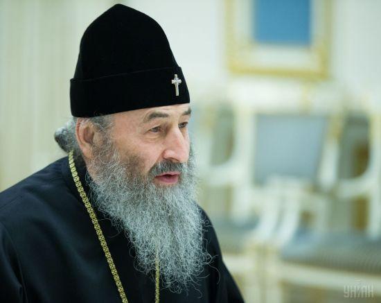 Глава УПЦ МП Онуфрій втратив статус Київського митрополита