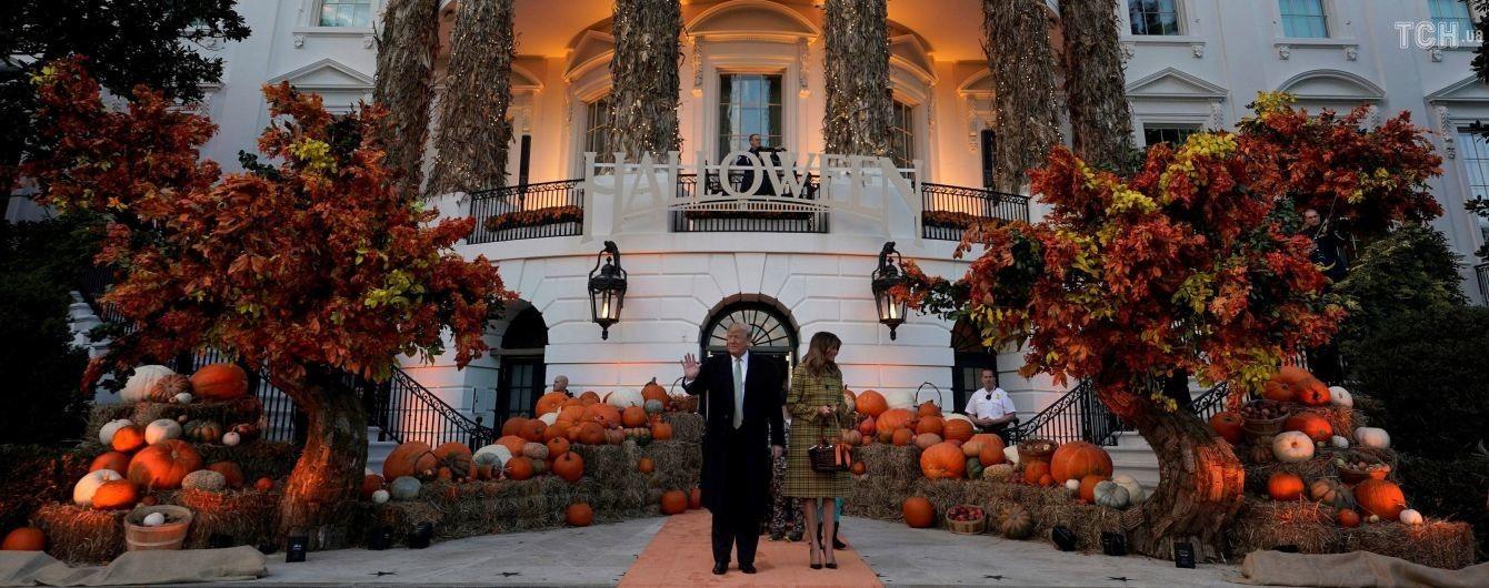 Тисячі американців просять Білий дім перенести день святкуваня Геловіну