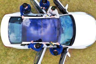 Hyundai и Kia начнут выпускать машины на солнечных батареях
