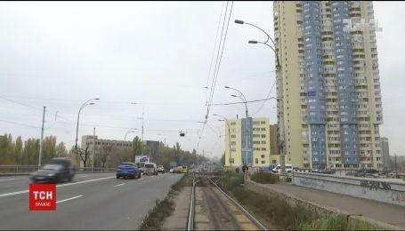 Протест на Харківському шосе завершився: у будинки киян повернули світло