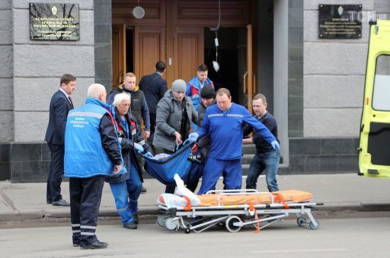 Російська влада вважає, що терорист з Архангельська діяв сам