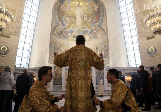 Об'єднавчий собор православних церков в Україні перенесли на грудень – ЗМІ