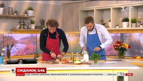 Евгений Клопотенко приготовил блюдо, которым кормят детей в школьных столовых Франции