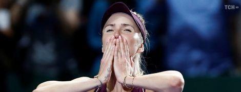 Світоліна стала другою тенісисткою у світі за виграними титулами у 2018 році
