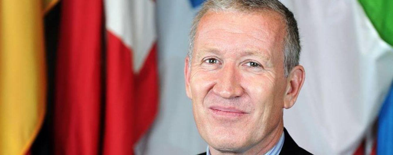 Новий заступник голови місії ОБСЄ в Україні взявся за виконання обов'язків замість Хуга