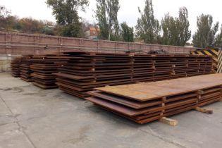 В Мариупольском порту правоохранители арестовали 3 тыс. тонн продукции захваченного боевиками завода