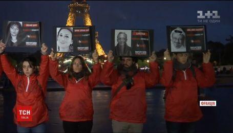 Згаслі вогні. Світ відзначає Міжнародний день припинення безкарності за злочини проти журналістів