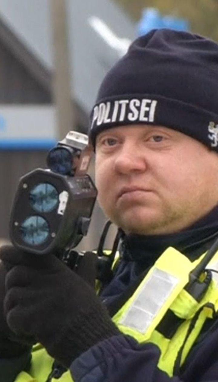 В Эстонии правоохранители будут предотвращать ДТП с помощью карточек доноров