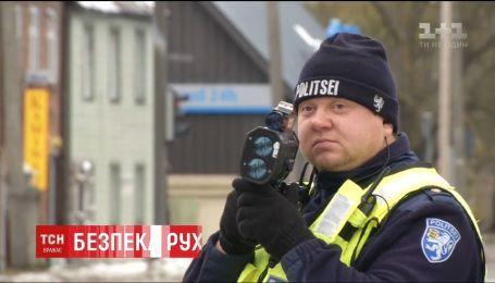 В Естонії правоохоронці запобігатимуть ДТП за допомогою карток донорів