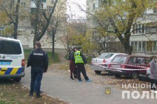 На Харківському шосе у Києві чоловік підірвався на гранаті