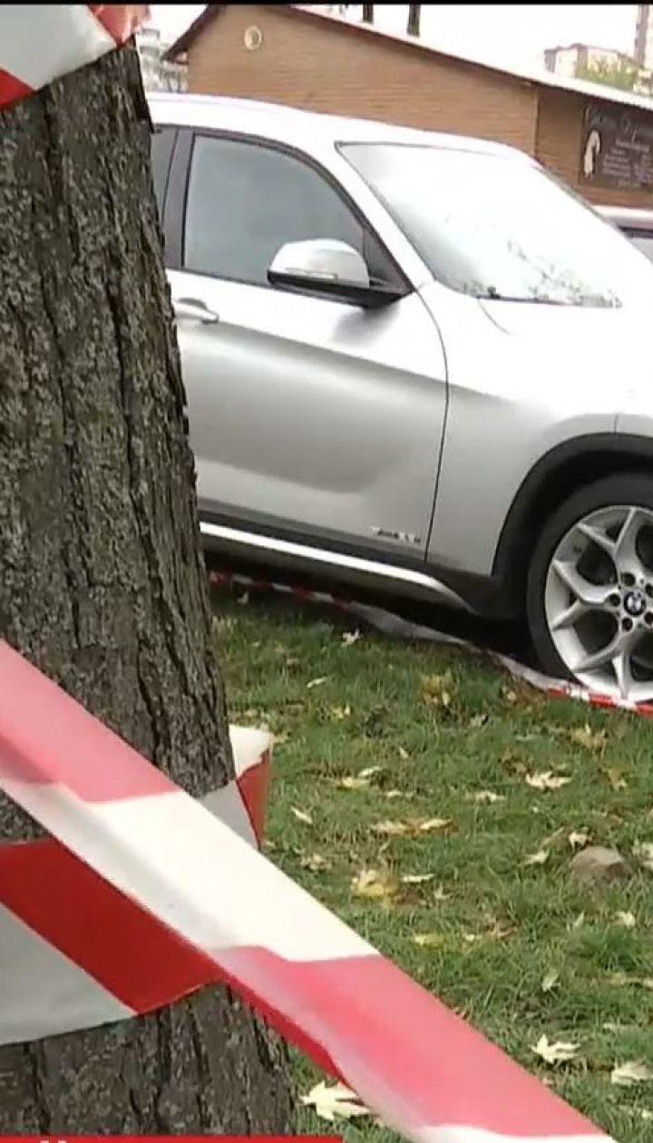 На Харківському шосе в Києві виявили тіло чоловіка