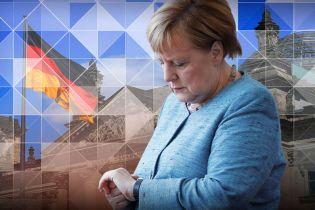 Великое наследие Меркель
