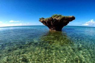 На півночі Японії безслідно зник острів