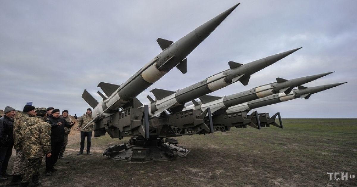 Військові навчання ЗРК на Хесонщині