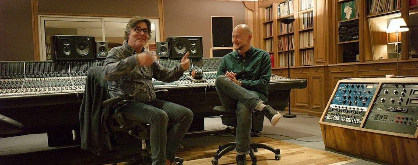 """Гурт """"Бумбокс"""" готує """"Таємний код"""" на легендарній студії у Провансі"""