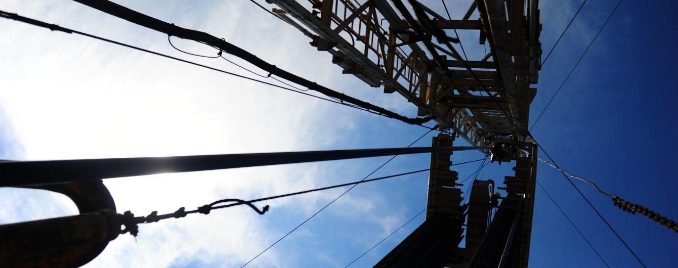 Україна збільшила власний видобуток газу