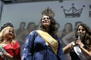"""Участница """"Модель XL"""" стала победительницей конкурса красоты """"Мисс Украина Plus Size"""""""