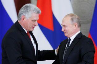 Росія та Куба близькі до підписання багатомільйонної угоди з військової співпраці