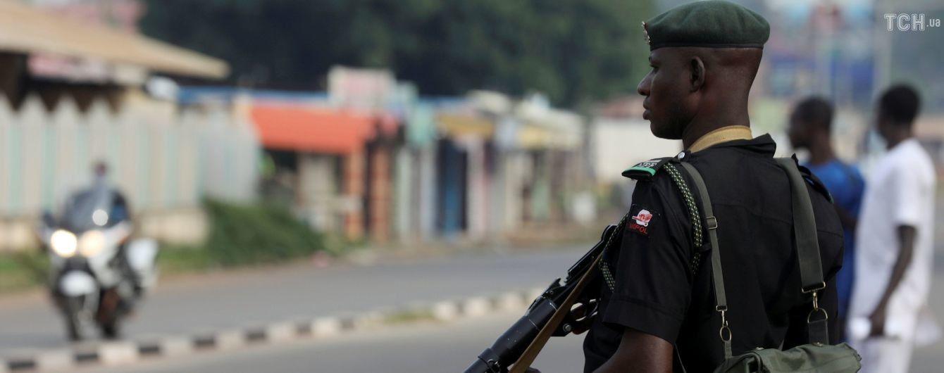 Джихадисты атаковали базу ООН в Нигерии — AFP