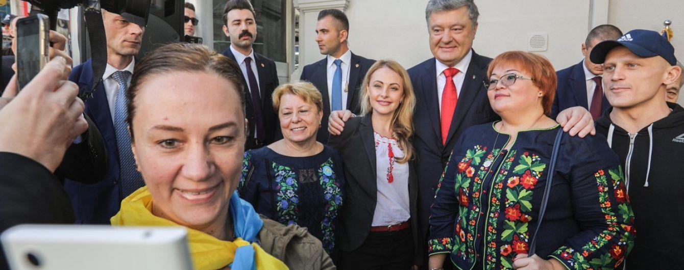 Порошенко прибув до Туреччини з офіційним візитом