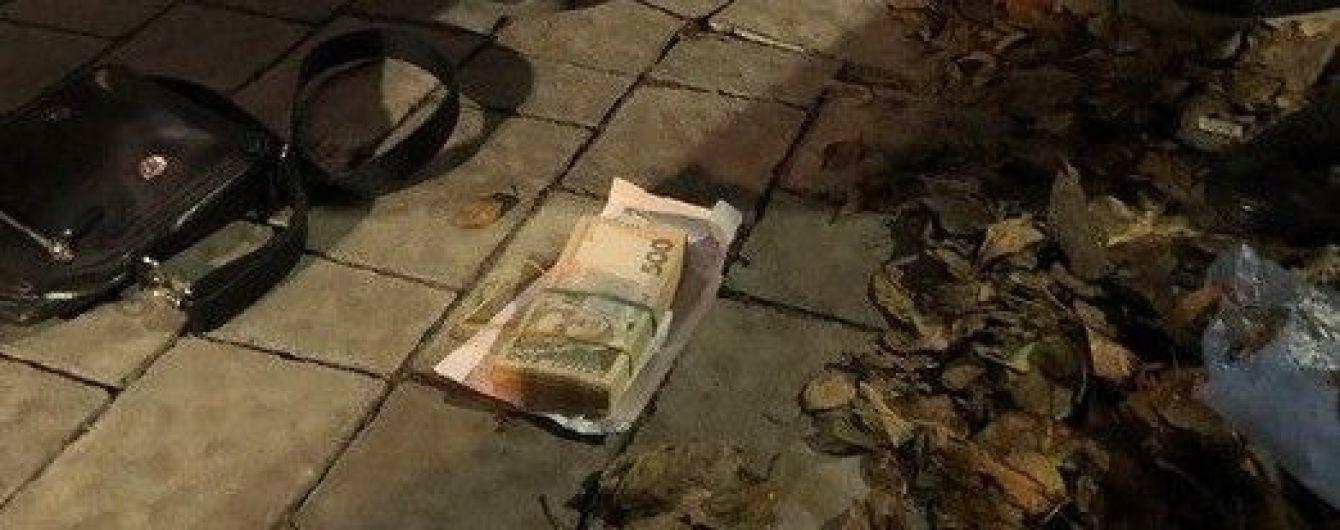 У Львові на хабарі спіймали керівника одного з університетів