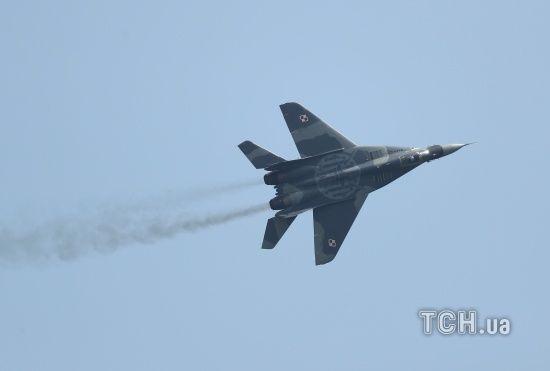 Після чергової авіакатастрофи Польща терміново шукає заміну російським МіГ-29 і СУ-22