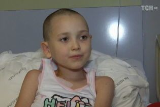 Допомога потрібна Іванці, котра обіцяє боротися за життя