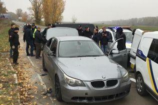 """Замах на координатора С14 Мазура здійснив екс-боєць """"Азову"""" – поліція"""