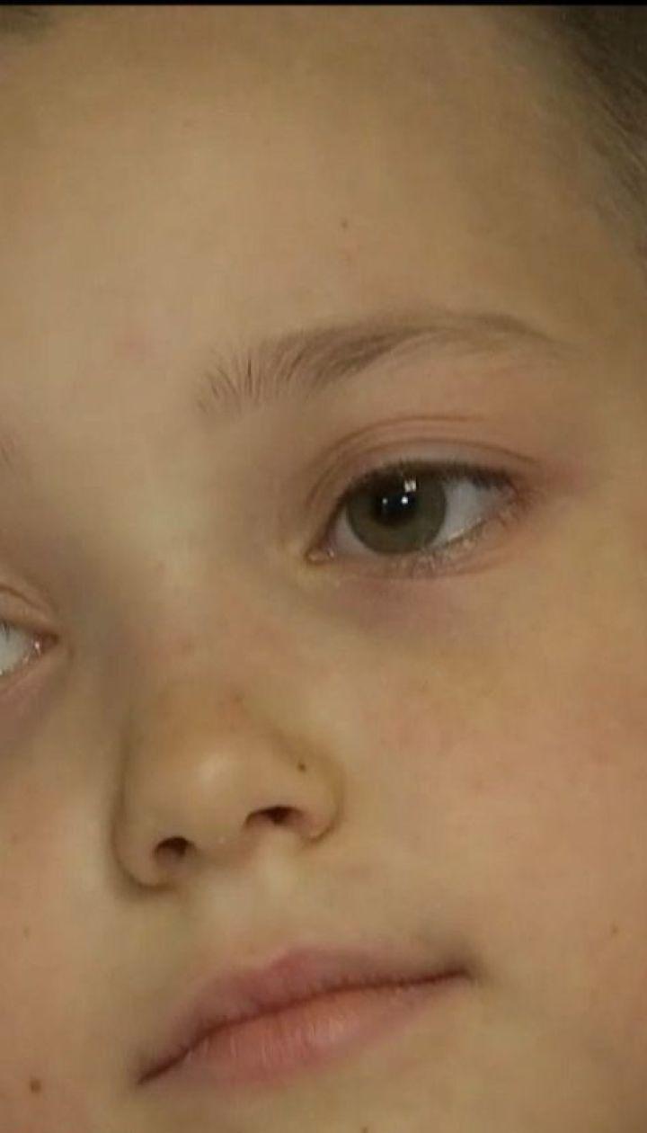9-летняя Иванка получила шанс выздороветь, но должна заново бороться за жизнь