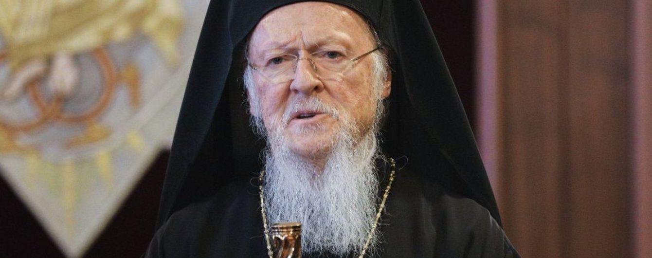 О Филарете, признании ПЦУ и мотивах предоставления автокефалии: интервью с патриархом Варфоломеем