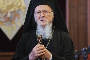 Представник Порошенка зустрівся з Варфоломієм перед Синодом Вселенського патріархату