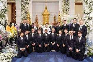 """Трагедія """"Лестера"""": футболісти прибули до Бангкока на похорон власника клубу"""