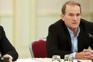 Медведчук возглавил политсовет партии Рабиновича