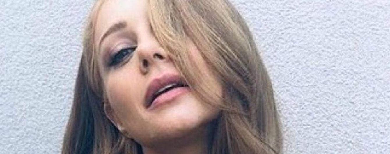 Похизувалася пишним декольте: Тіна Кароль з'явилася перед шанувальниками у новому образі