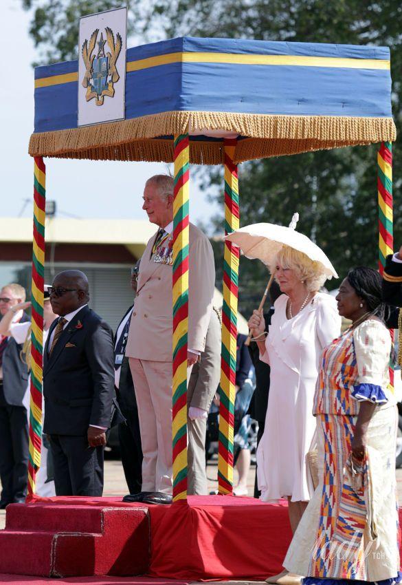 Герцогиня Корнуольская Камилла и принц Чарльз_6