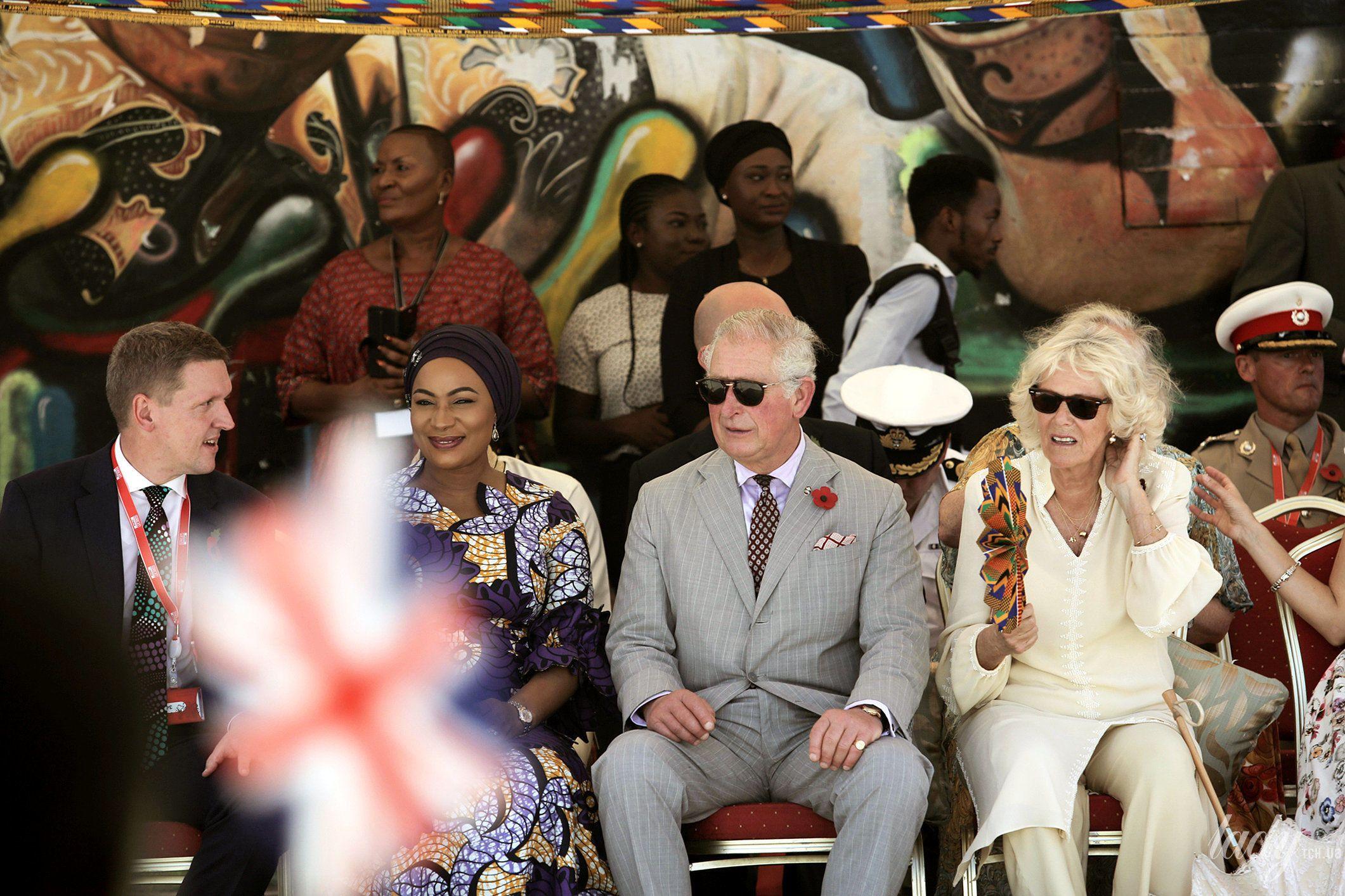 Герцогиня Корнуольская Камилла и принц Чарльз_12