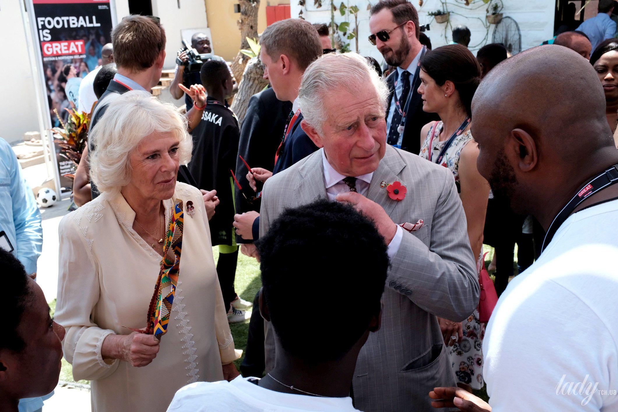 Герцогиня Корнуольская Камилла и принц Чарльз_13