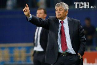 Матч Україна - Туреччина під запитанням, бо Луческу не хоче їхати до Дніпра